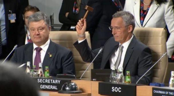 У Варшаві відбувається засідання комісії Україна-НАТО на найвищому рівні