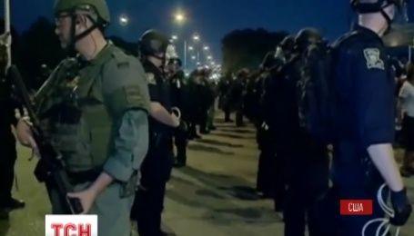 Третій день акції в США не минувся без сутичок із правоохоронцями