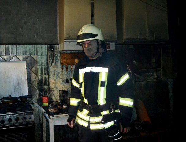 В Одесі під час пожежі у власній квартирі заживо згоріли люди