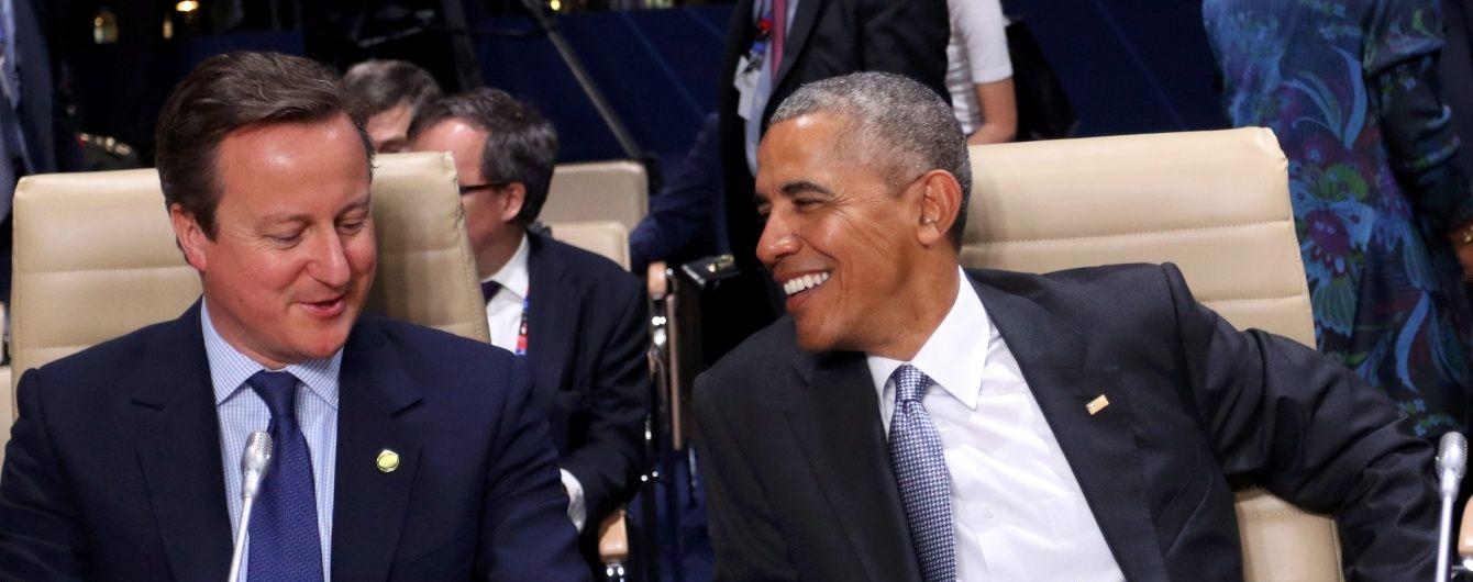 Європа завжди може покладатися на США. Обама пообіцяв захищати кожного союзника