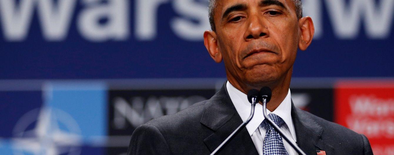 Обама запропонував допомогу США в розслідуванні теракту в Ніцці