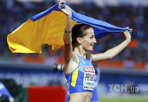 Українка стала чемпіонкою Європи з легкої атлетики в бігу на 800 метрів
