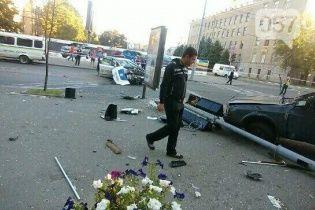 У Харкові причетних до смертельної ДТП поліцейських відсторонили від служби