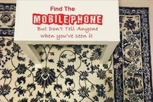 Складне завдання: у Мережі почали пошук телефону на тлі килима