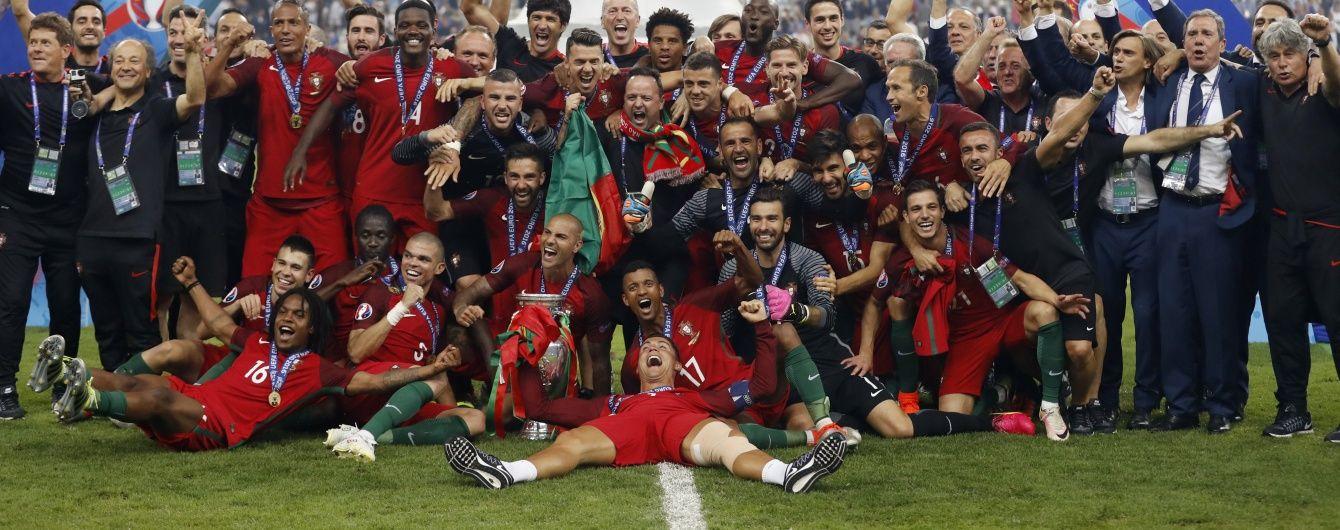 """""""Португаліссімо""""! Що пише європейська преса про фінал Євро-2016"""