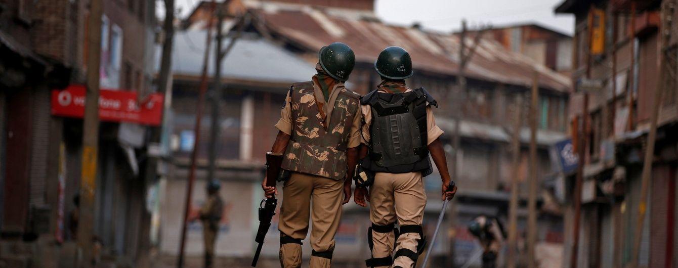 В Індії озброєні бойовики напали на армійську базу, 17 військових загинули