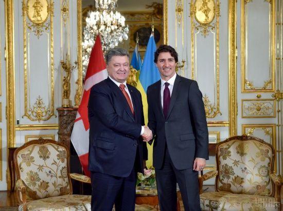 Офіційно: вільна торгівля між Україною та Канадою запрацює з 1 серпня