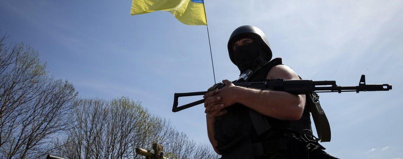 На Луганщині підірвалася БМП з військовими, загинув командир роти – волонтери