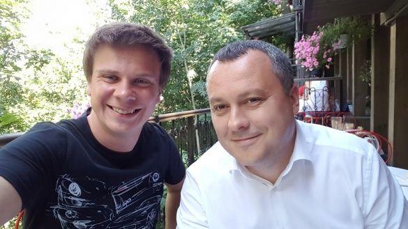 Комаров зібрав гроші на лікування дівчинки_1