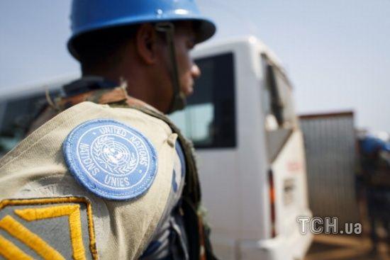 У Малі розбився вертоліт миротворців ООН
