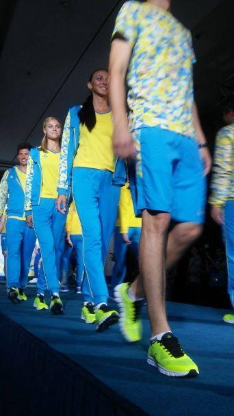 Олімпійська збірна України показала форму, в якій поїде в Ріо-де-Жанейро