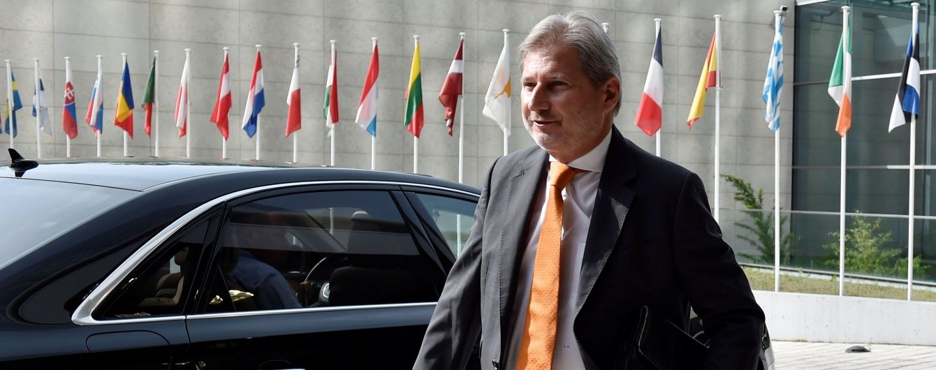 На этой неделе в Украину прилетит еврокомиссар Хан