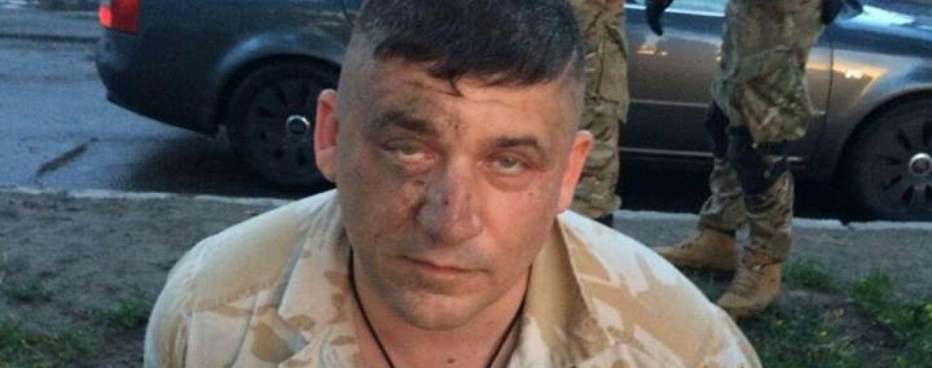"""Справа комбата Лихоліта: апеляційний суд відпустив з-під варти """"айдарівця"""" Радченка"""
