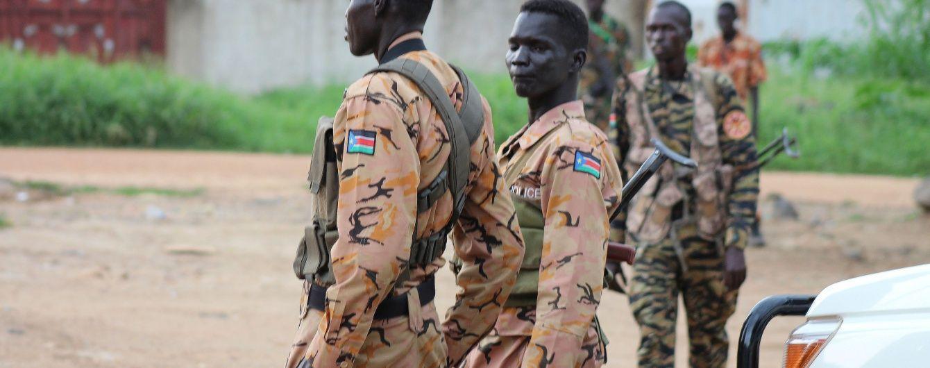 У Південному Судані оголосили режим припинення вогню