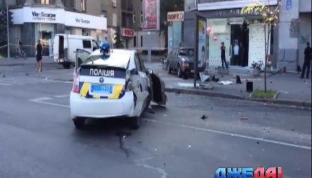 Смертельное ДТП произошло в Харькове с участием полицейского Prius