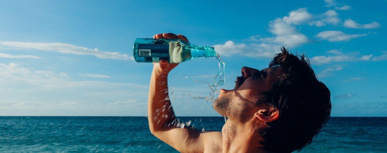 Нестачу води назвали можливою причиною ожиріння