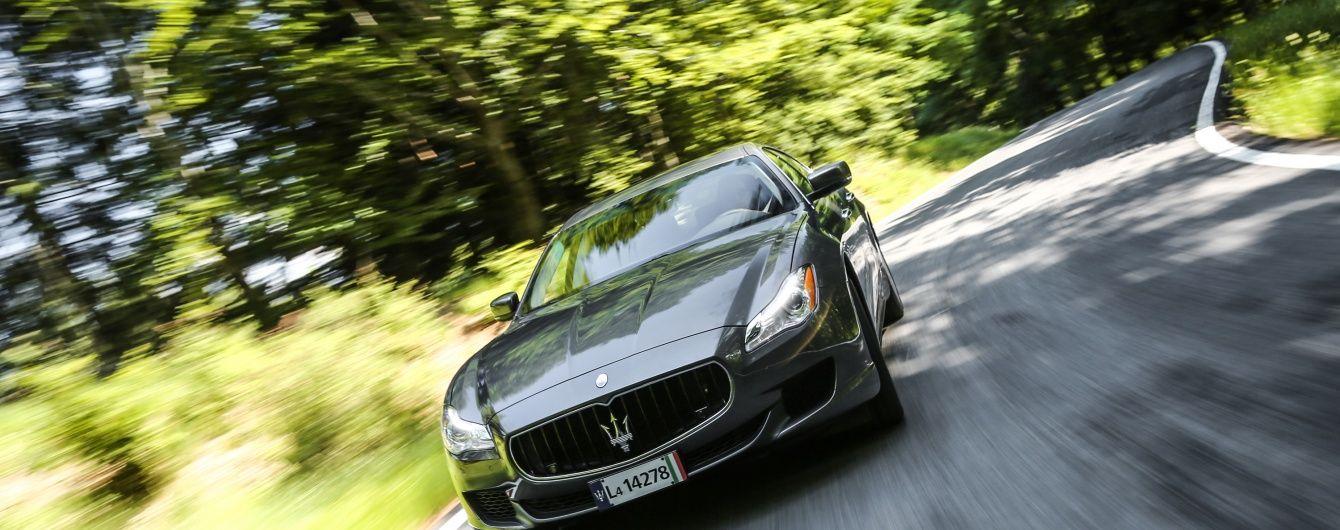 Білорус заради виплати страховки спалив свій Maserati