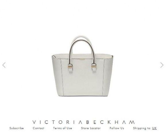 сумка от Виктории Бекхэм
