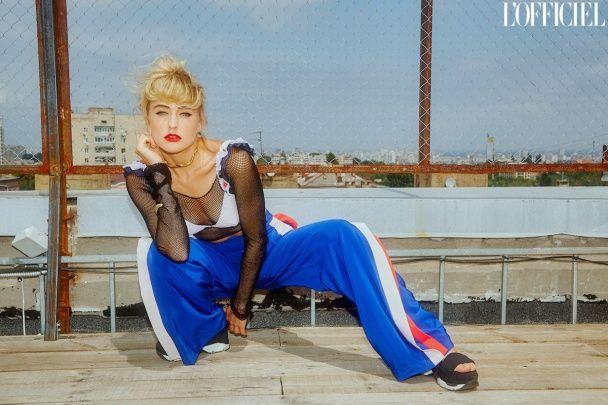У стилі Гвен Стефані: невпізнанна екс-Єва Бушміна втілила образ американської зірки
