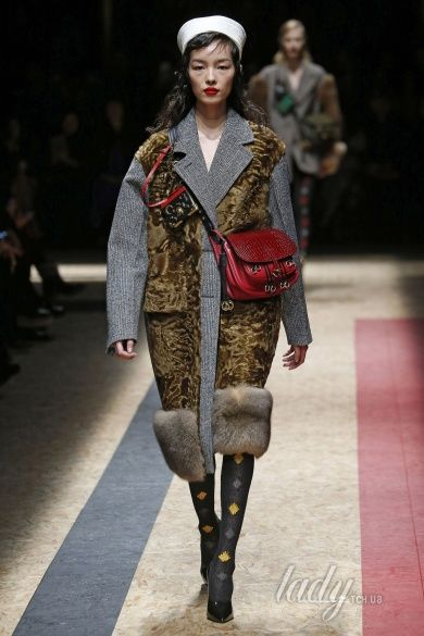 Коллекция Prada прет-а-порте сезона осень-зима 2016-2017_16