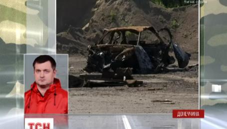 Ситуація у зоні АТО: після тривалого затишшя важка зброя бойовиків запрацювала на Луганщині