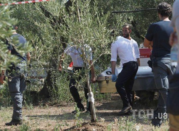 В Італії на місце аварії приїжджають не швидкі, а катафалки