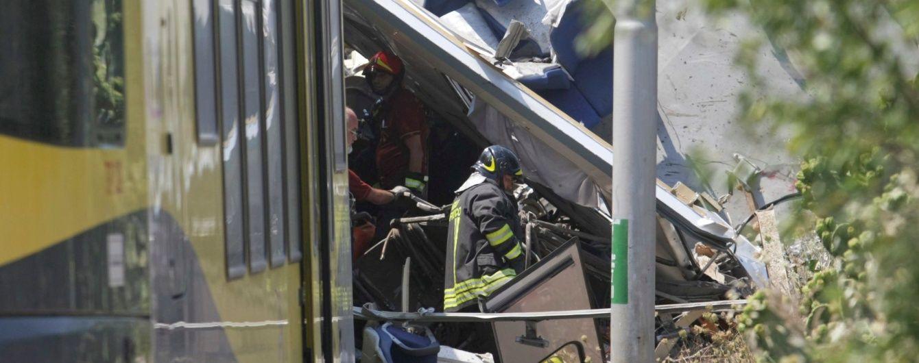 Українців немає серед жертв катастрофи поїздів в Італії - МЗС
