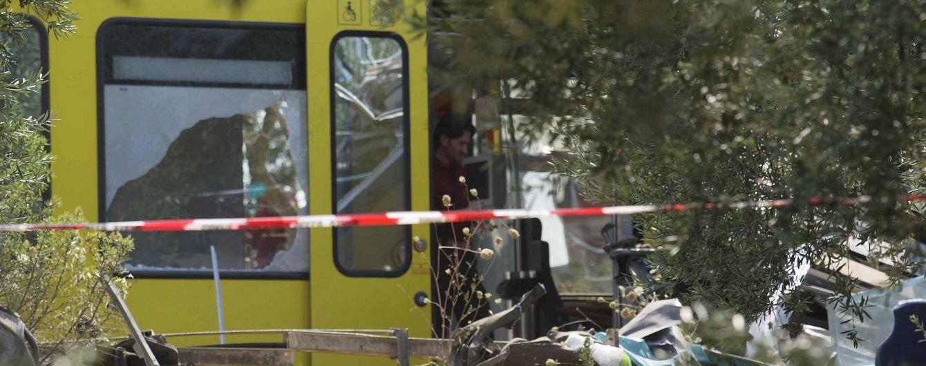 На межі смерті перебувають четверо постраждалих у залізничній катастрофі в Італії