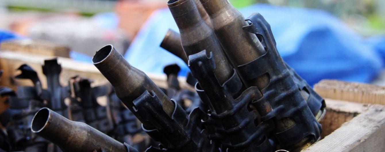 Бойовики обстріляли морпіхів у Широкиному. Ситуація в зоні АТО