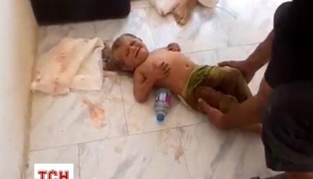 Сирійські повстанці заявляють, що літаки РФ бомбили табір біженців