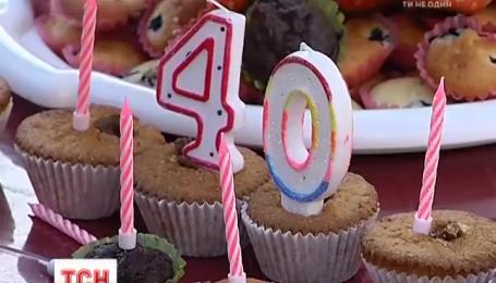 На Майдане в Киеве устроили праздник ко деню рождения Олега Сенцова