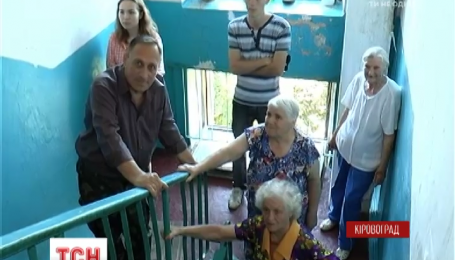Дракой закончилась ссора из-за приюта сорока бездомных собак в квартире Кировограда