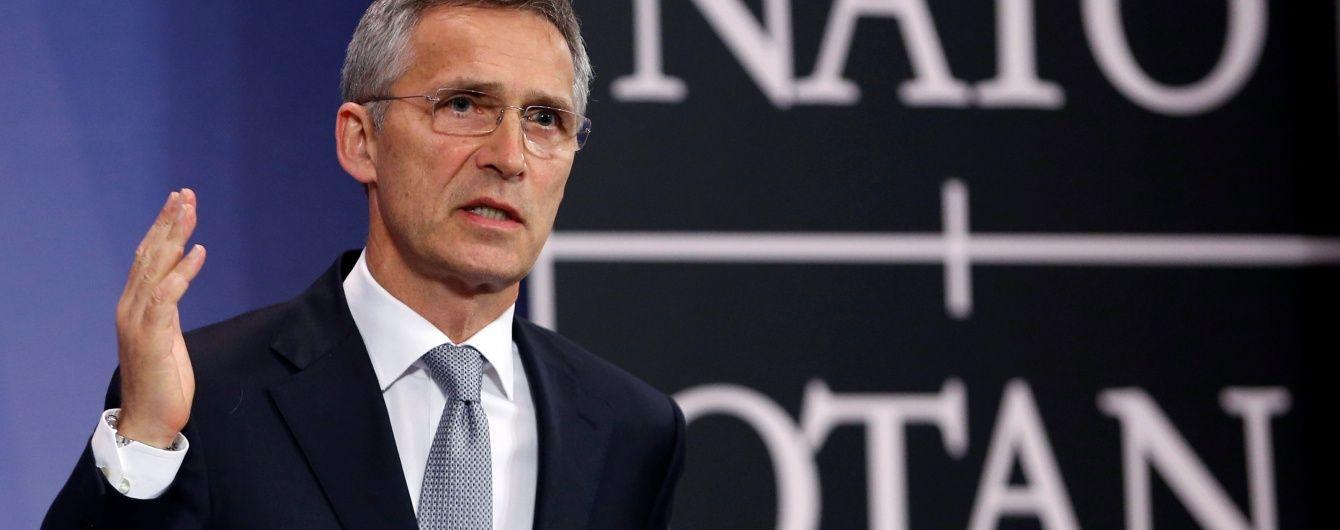 У НАТО занепокоєні підвищенням напруженості у відносинах Росії та України