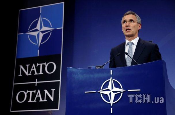 РФ і НАТО не домовилися щодо України