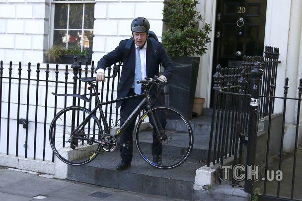 Скандальний екс-мер Лондона Джонсон очолив британське МЗС