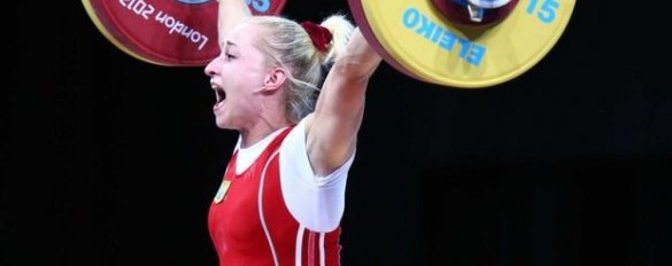 Українську важкоатлетку позбавили олімпійської медалі через допінг