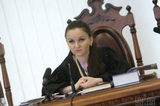 Подання про звільнення судді Царевич внесуть на розгляд президенту