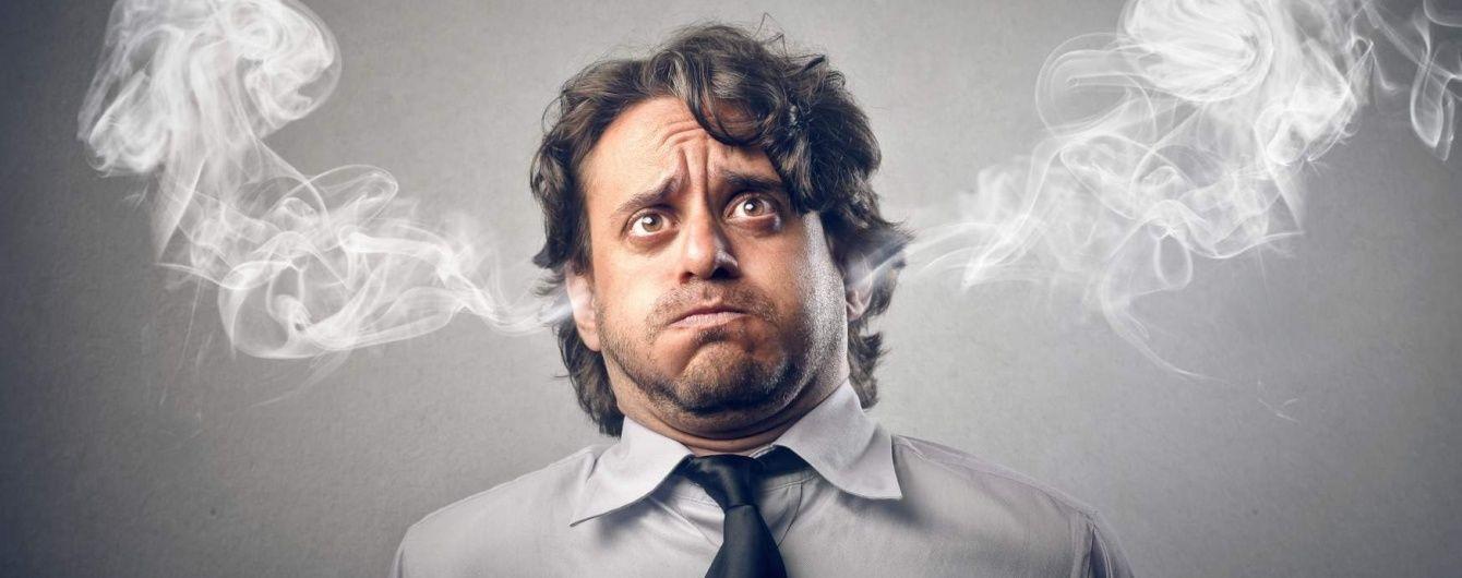 Топ-8 ознак сильного стресу