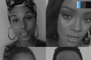 Зірки проти расизму: Бейонсе, Ленні Кравіц та Пінк знялися у відео про вбивство афроамериканців