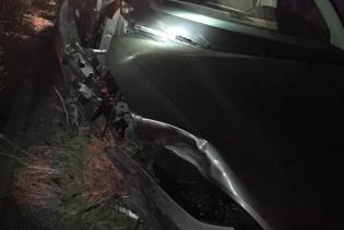 Tesla Motors назвала причины третьей аварии своего авто с включенным автопилотом
