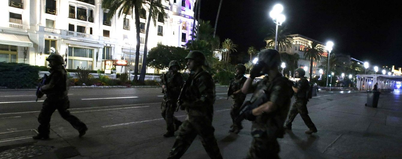 ЗМІ оприлюднили відео перестрілки поліції із терористом у Ніцці