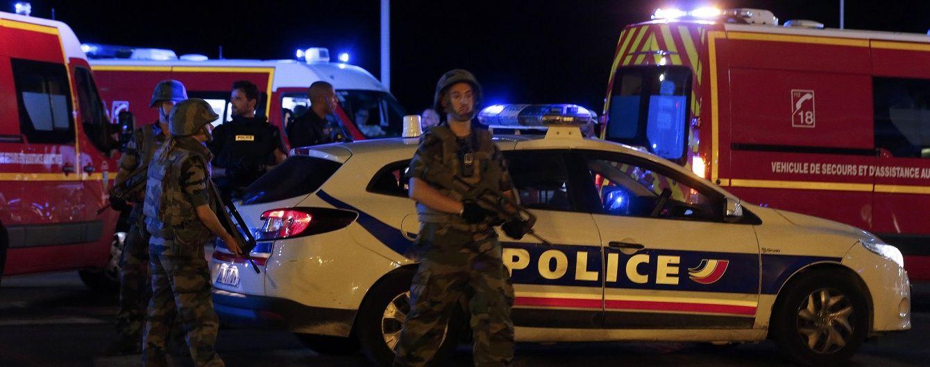 У вантажівці терористів у Ніцці були гранати і вогнепальна зброя