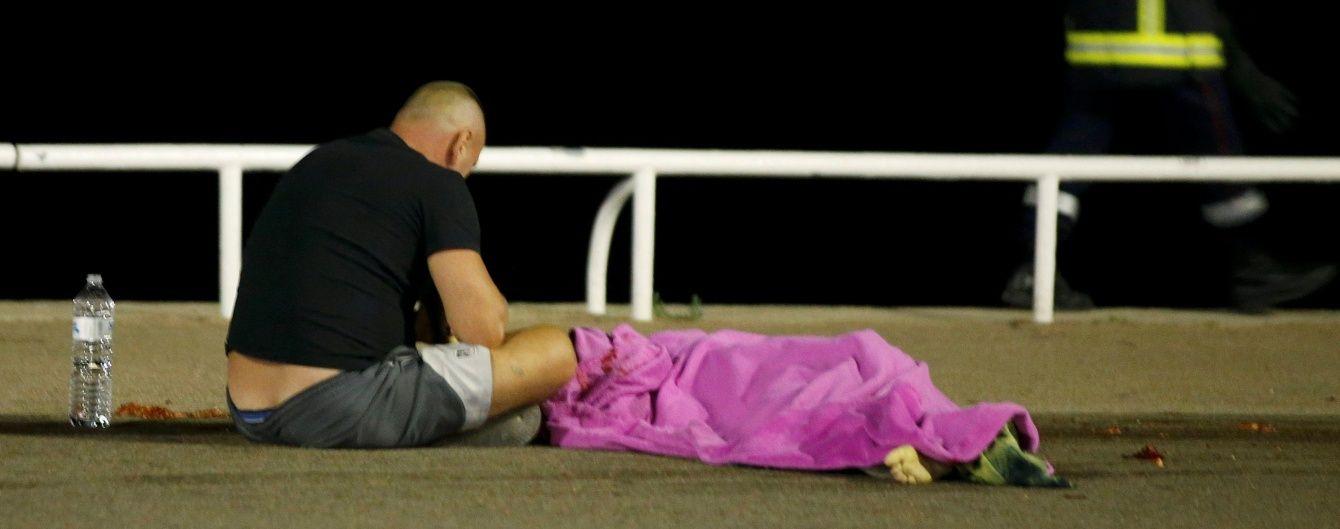 Серед жертв під час теракту в Ніцці  була росіянка