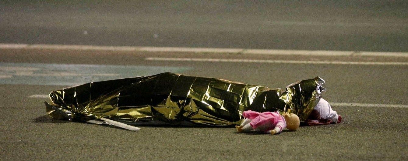 Жертвами атаки в Ніцці стало багато дітей - Олланд