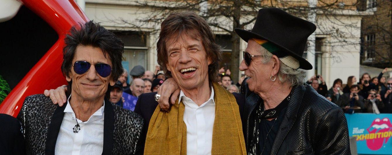 72-річний соліст The Rolling Stones Джаггер увосьме стане батьком