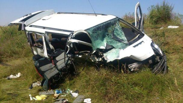 Страшна ДТП на Херсонщині: під час зіткнення двох іномарок загинули четверо людей