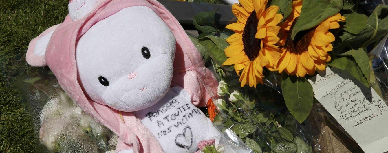 Жінка народила на набережній в Ніцці під час теракту