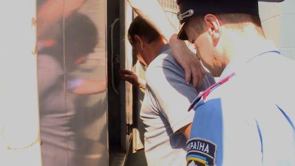 ГПУ повідомила про підозру і затримала скандального забудовника Войцеховського