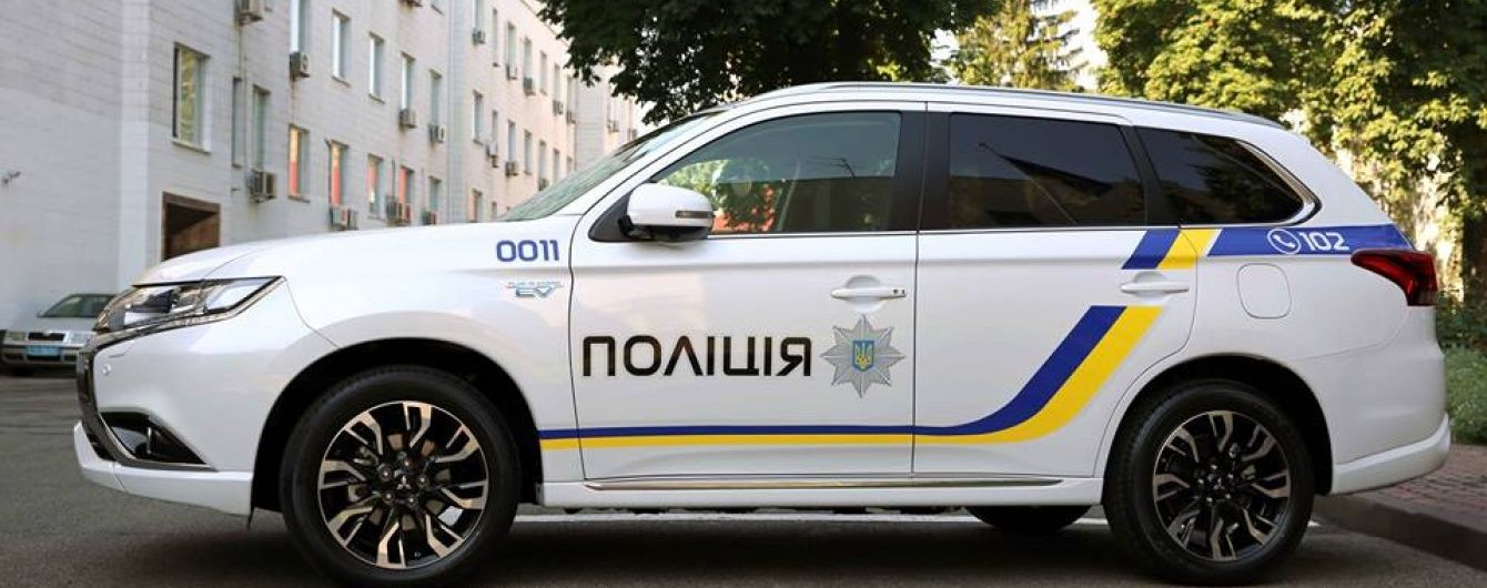 У Києві збили патрульну, коли вона перевіряла документи