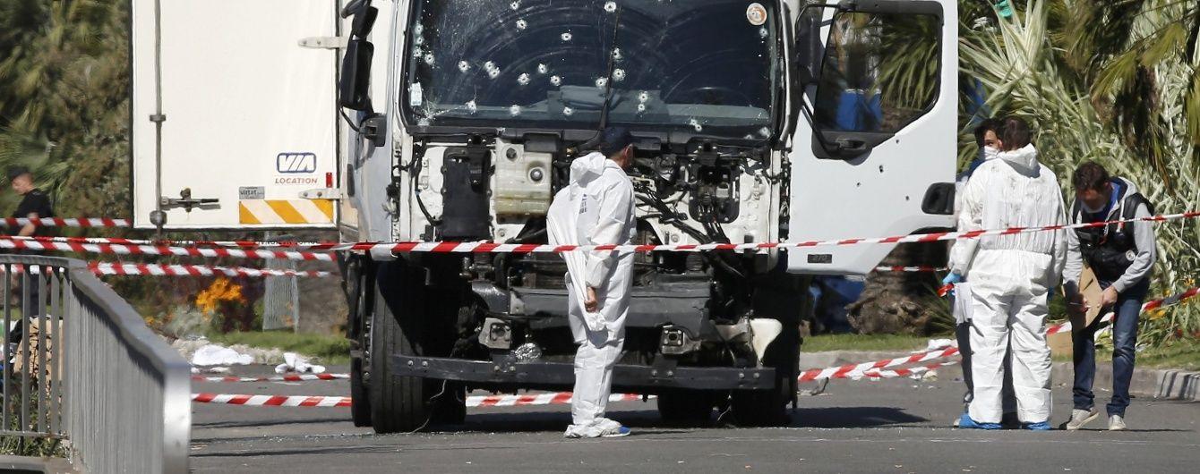 У Франції заарештували вісім чоловіків через кривавий теракт у Ніцці - ЗМІ